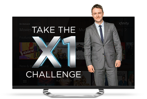 Take the X1 challenge