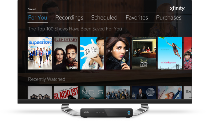Brazilian Channels On Demand with XFINITY® by Comcast