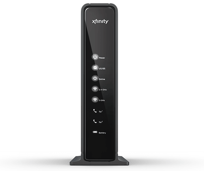 The gallery for --> Xfinity Modem Back