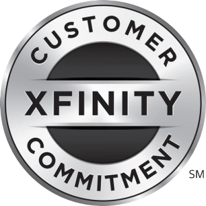 Customer Commitment Seal Image
