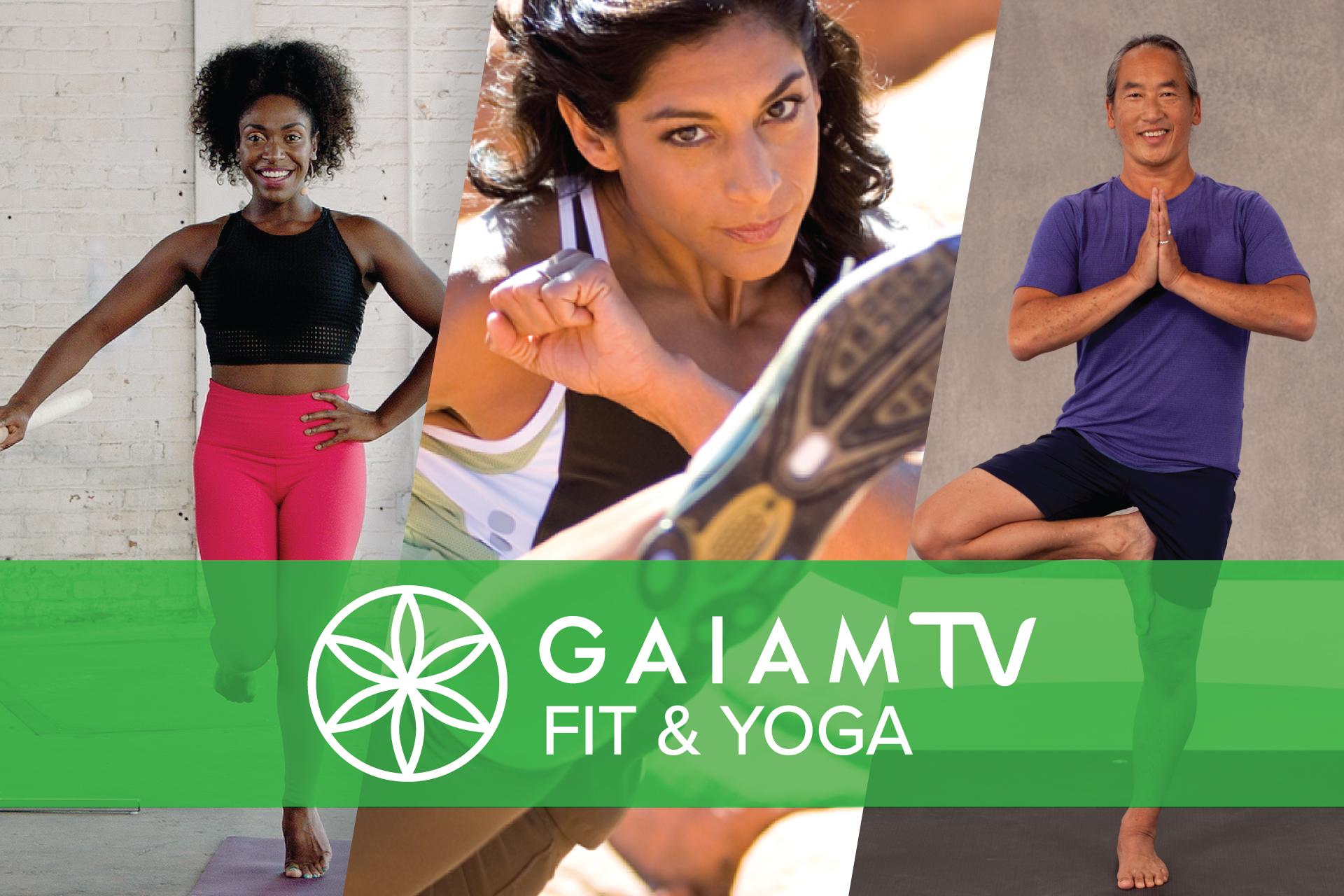 Gaiam TV Fit & Yoga