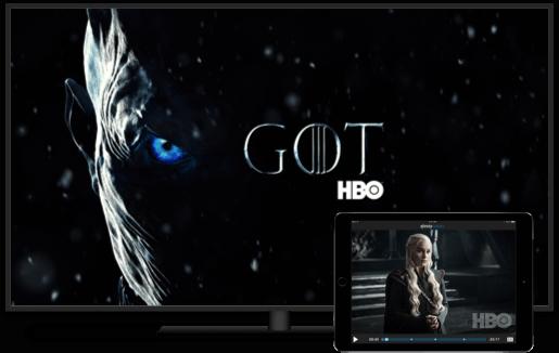 Ve Games of Thrones en XFINITY on Demand
